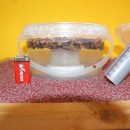 Krmítko podněcovací kulaté - Jakubovské včelařské krmítko